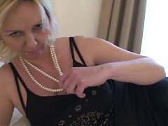 My fave big tit mature blonde 4