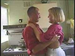 Mature Kitchen Fuck