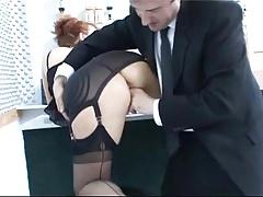 Mistress R Gets A Drink