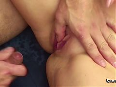 Step Son Fuck Not His 43yr Old Mom Without Condom