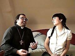 Putalocura Latina Schoolgirl Is An Anal Virgin