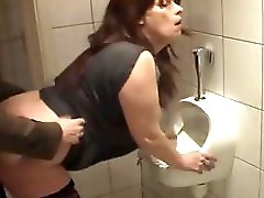 Whore fuckin' kathy in my local pub toilet