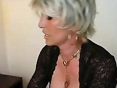 Facesitting Milf Smothers Him
