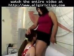 Rough Worship And Face Slap Lesbian Girl On Girl Lesbia