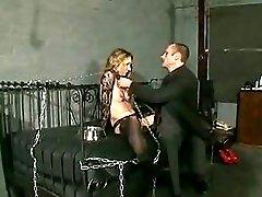 German slavegirl session 1