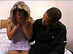 Jeanie Rivers Little White Chicks Big Black Monster Dicks
