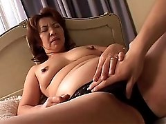 Granny In Panties2 And Hot Twink