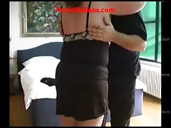 Amateur Italian Coppia Matura Mature Couple Fucking In The House