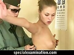 Shy Teen Girl Goes Through Shocking Gyno Exam
