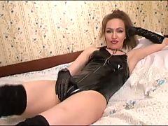 Russian Mama Lick Domination