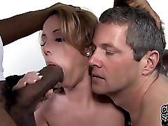 Cuckold Gets Hard Humilation From Beloved Wife