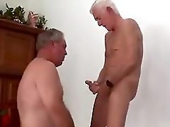 Bisex mature couple and friend 1