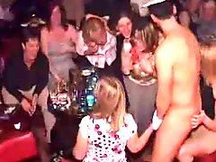 Cfnm Wild Girls At Hen Party