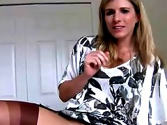 Fit Blonde POV Mum Roleplay 1