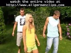 Teens Do Bi Sex Threesome Part 2 German Ggg Spritzen Go