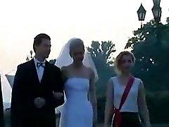Horny Bride Sucks Off Wedding Party Sibel18 Com
