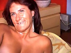 Swinger Milf Anal Amateur Rough Old Bird!