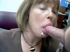 The Office Slut's Facials Compilation