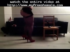 Annalicious88 Show Ass And High Heels Shemale Porn Shem