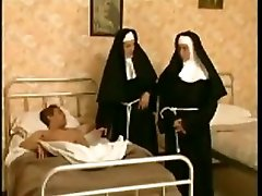 2 nuns in the hospital