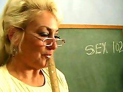 Fucking teacher