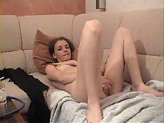 Teen masturbating sasha