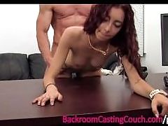 Amateur Latina Spinner Anal Fail & Creampie Surprise