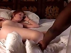 Black Guy Submit And Makes Pregnant Redhead Girl