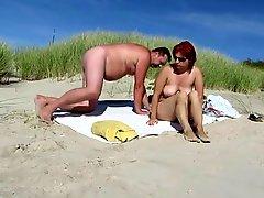 Nude Beach Rehead Mature Fuck