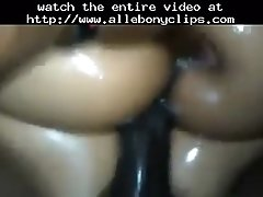 Homemade Anal Exploration Black Ebony Cumshots Ebony Sw