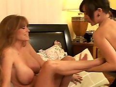 Lesbian Babysitters 2 s2 Sinn Sage & Darla Crane