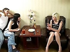 Russian Teen Foursome