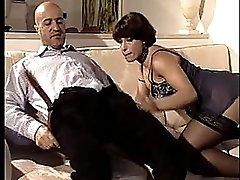 Sheila Stone Stockings and heels Anal