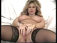 Sexy MILF anal and vaginal multiorgasms
