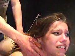 Hazel butt fuck