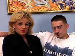 Awesome Mature Mother In Black Stockings 124 Smyt