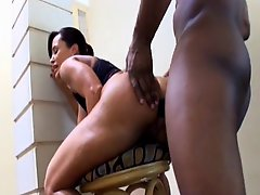 Hot MILF Destroyed By A Bbc In Her Ass