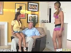 Francesca Le Shows Pigtail Slut How To Suck Cock