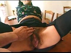 French Mature Maid Satisfies 2 Boys Rayra
