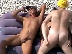TROC Loves Spying Nude Fuck on Beach