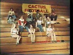 Classic Movie Pro Ball Cheerleaders Part 1 Of 2