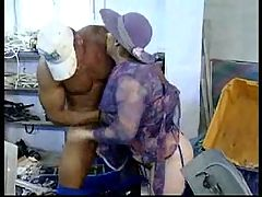 Granny Fisted Fucked Part 1