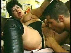 Old Granny Fucked In A Cafe