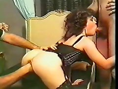 Milf fisted by two guys