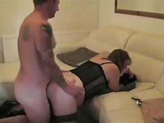 Hard anal sex for granny Clare