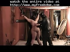 Playing With Velvet74sub Part 6 BDSM Bondage Slave Fem