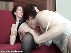 Orgy Horny Old And Teen Lesbian Girl Massive Sex By Old