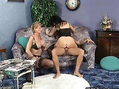 Nasty Mature Sluts Get Their Horny Wet Cunts By Oldunli