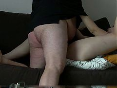 Fuck Me On Couch