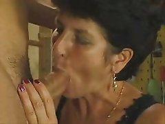 Horny granny 3